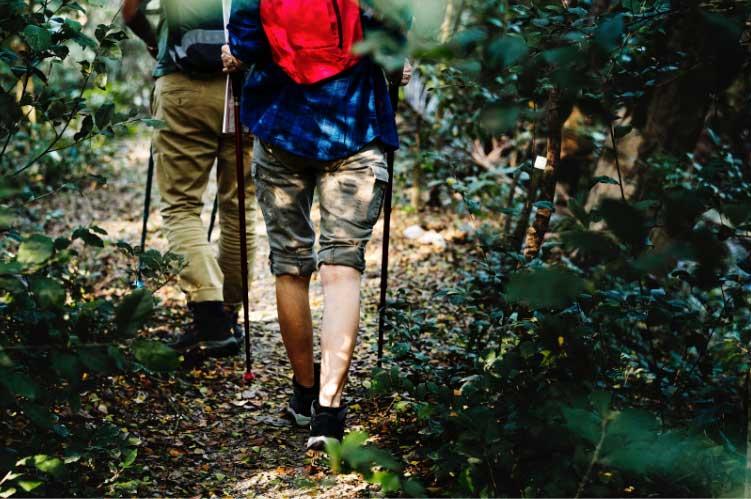 trekking las condes